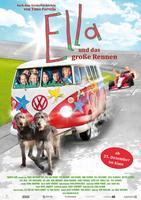 """Plakatmotiv """"Ella und das große Rennen"""""""