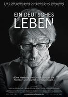 """Plakatmotiv """"Ein deutsches Leben"""""""