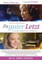 """Plakatmotiv """"Zu guter Letzt"""""""