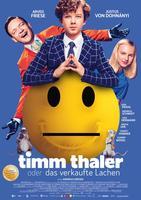 """Plakatmotiv """"Timm Thaler oder das verkaufte Lachen"""""""