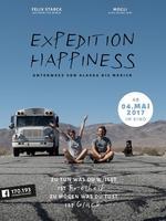 "Plakatmotiv ""Expedition Happiness"""