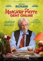 "Plakatmotiv ""Monsieur Pierre geht online"""