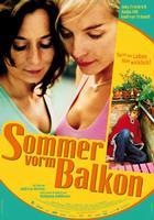 "Plakatmotiv ""Sommer vorm Balkon"""