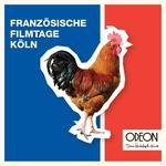 """Plakatmotiv """"Französische Filmtage 2018 Köln"""""""