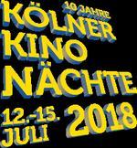 """Plakatmotiv """"Kölner Kino Nächte 2018"""""""