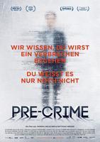 "Plakatmotiv ""Pre-Crime"""