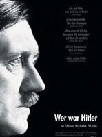 "Plakatmotiv ""Wer war Hitler"""