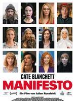 """Plakatmotiv """"Manifesto"""""""