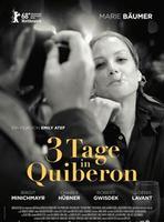 """Plakatmotiv """"3 Tage in Quiberon"""""""