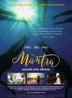 "Plakatmotiv ""Mantra - Sounds into Silence"""