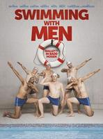 "Plakatmotiv ""Swimming With Men"""