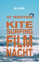 "Plakatmotiv ""Kitesurfing Film Nacht - Chapter One"""