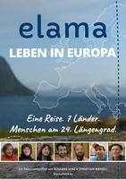 """Plakatmotiv """"elama - Leben in Europa"""""""