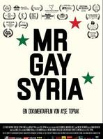 "Plakatmotiv ""Mr. Gay Syria"""
