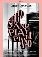"Plakatmotiv ""Shut Up And Play The Piano"""