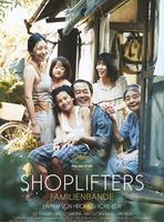 """Plakatmotiv """"Shoplifters - Familienbande"""""""