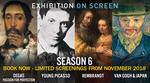 "Plakatmotiv ""Exhibition on Screen - Staffel 6"""