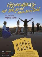 """Plakatmotiv """"Freudenberg - Auf der Suche nach dem Sinn"""""""
