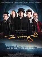 """Plakatmotiv """"Zwingli - Der Reformator"""""""
