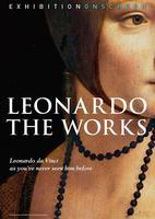 "Plakatmotiv ""Exhibition on Screen: Leonardo - The Works"""