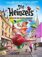 """Plakatmotiv """"Die Heinzels - Rückkehr der Heinzelmännchen"""""""