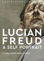 """Plakatmotiv """"Exhibition on Screen: Lucian Freud: Ein Selbstportrait"""""""