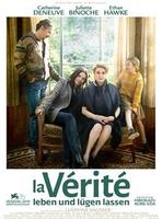 "Plakatmotiv ""La Vérité – Leben und lügen lassen"""