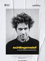 """Plakatmotiv """"Schlingensief - In das Schweigen hineinschreien"""""""