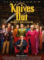 "Plakatmotiv ""Knives Out - Mord ist Familiensache"""