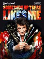"""Plakatmotiv """"Ronnie Wood: Somebody Up There Likes Me"""""""