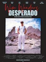 """Plakatmotiv """"Wim Wenders - Desperado"""""""