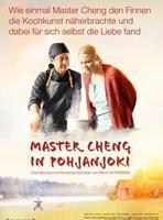 """Plakatmotiv """"Master Cheng in Pohjanjoki"""""""