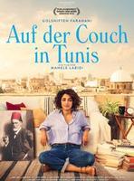 """Plakatmotiv """"Auf der Couch in Tunis"""""""