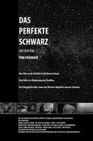 """Plakatmotiv """"Das perfekte Schwarz"""""""
